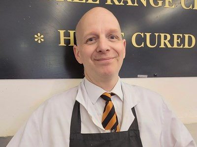 Just Cutts Butchers - Mark Travis - Manager